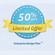 50% OFF Enterprise Design Plan