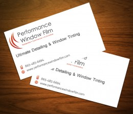 Performance Window Film
