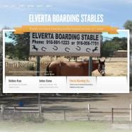 Elverta Boarding Stables