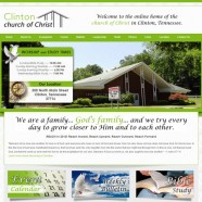 Clinton church of Christ